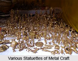 Metal Crafts of Eastern India