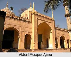 Akbari Mosque, Ajmer