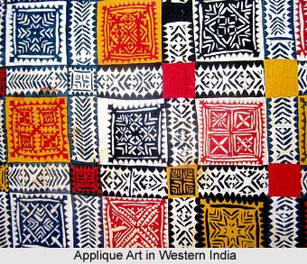 Appliqu  Art of Western India