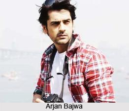 Arjan Bajwa, Indian actor