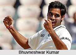 Bhuvneshwar Kumar, Indian Cricketer