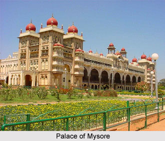 Chamarajendra Wadiyar X, the ruler of Mysore