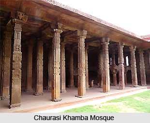 Chaurasi Khamba, Rajasthan