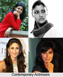 Contemporary Indian Actresses