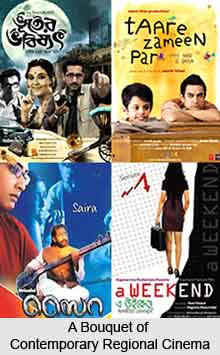 Contemporary Regional Cinema, Indian Cinema