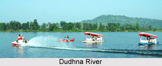 Dudhna River, Indian River