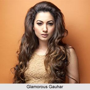 Gauhar Khan, Indian Model