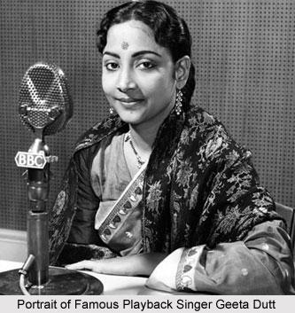 Geeta Dutt, Indian Playback Singer