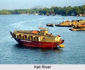 Kali River , Uttarakhand