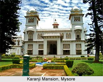 Karanji Mansion, Mysore