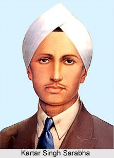 Kartar Singh Sarabha, Indian Freedom Fighter