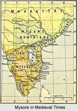 Krishnaraja Wodeyar III, the ruler of Mysore