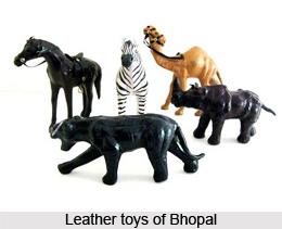 Leather Crafts of Madhya Pradesh