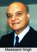Madanjeet Singh , Indian Diplomats