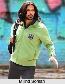 Milind Soman, Indian Model