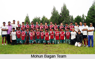 Mohun Bagan Athletic Club, Indian Football Club