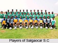 Salgaocar S.C., Indian Football Club