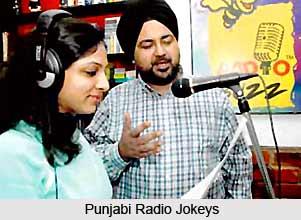Punjabi Radio Channels, Indian Radio