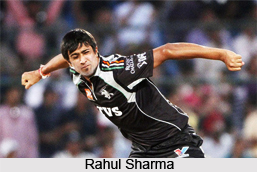 Rahul Sharma, Indian Cricketer