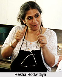 Rekha Rodwittiya, Indian Painter