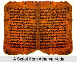 Rites In Atharva Veda Agni Purana