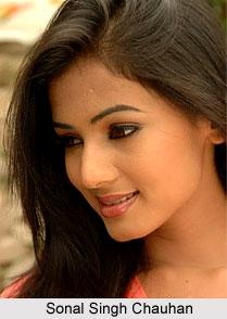 Sonal Singh Chauhan, Indian Actress