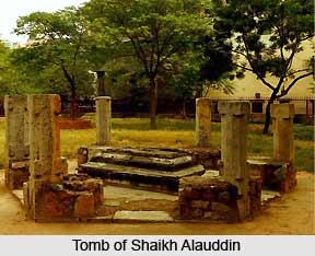 Tomb of Shaikh Alauddin, Rajasthan