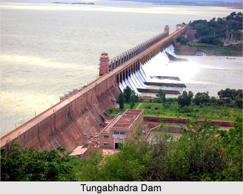 Tungabhadra Project, Andhra Pradesh