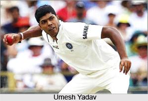 Umesh Yadav, Indian Cricketer