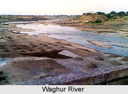 Waghur River, Indian river