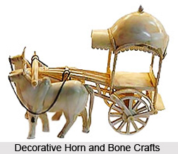 Horn and Bone Crafts of Eastern India