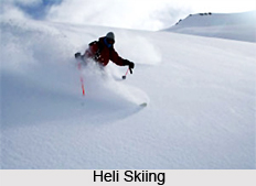 Winter Sports in India