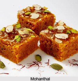 Indian Dry Sweets