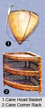 Bamboo and Cane crafts of Arunachal Pradesh