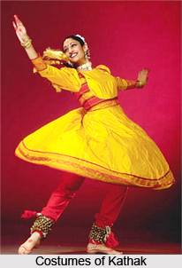 Costumes of Indian Dances