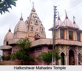 Temples of Raipur, Chattisgarh