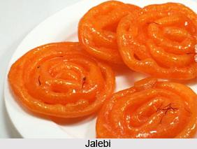 Indian Food Jalebi