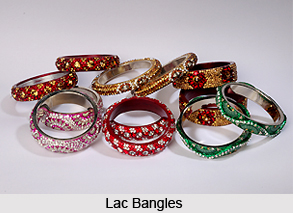 Lac Crafts of Southern India