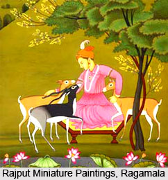 Ragamala School of Paintings