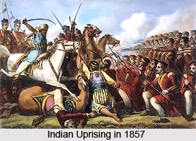 Sepoy Mutiny in Indian States