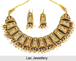 Lac Craft of Eastern India