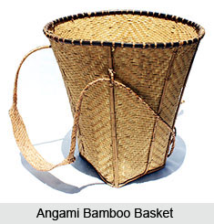 Bamboo and Cane Crafts of Nagaland