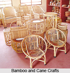 Bamboo and Cane Crafts of Meghalaya