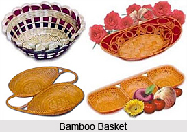 Bamboo and Cane crafts of Kerala