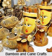 Bamboo and Cane crafts of Tripura