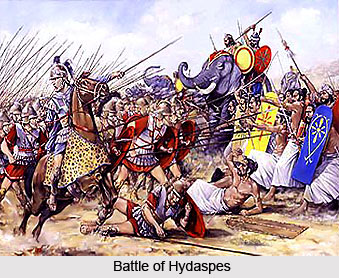 Battle of Hydaspes
