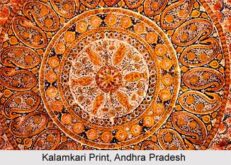 Block Print of Southern India