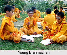 Brahmachari,  Religious Student