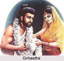 Grihastha , Vedia Ashram System