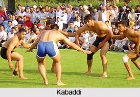 History of Kabaddi in India